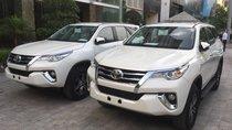 Bán ô tô Toyota Fortuner FG DMT năm 2019, màu trắng, xe nhập, giao xe ngay
