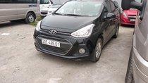 Cần bán xe Hyundai Grand i10 đời 2016, màu đen, nhập Ấn, giá tốt