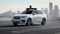 Volvo vén màn mẫu xe tự hành mới dành riêng cho Uber