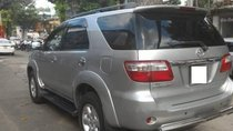 Cần bán gấp Toyota Fortuner sản xuất 2010, màu bạc chính chủ, giá chỉ 550 triệu