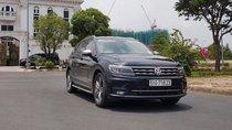 Thông số kỹ thuật xe Volkswagen Tiguan 2019 tại Việt Nam