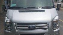 Bán Ford Transit năm sản xuất 2017, màu bạc, giá cạnh tranh