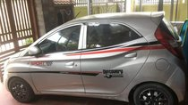 Bán lại xe Hyundai Eon đời 2013, màu bạc, xe nhập xe gia đình