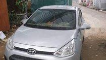 Cần bán Hyundai Grand i10 đời 2016, màu bạc, xe nhập