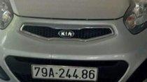 Bán Kia Morning đời 2014, màu bạc, nhập khẩu