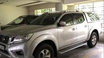 Cần bán xe Nissan Navara năm 2016, màu bạc, giá 550tr