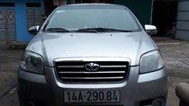Cần bán lại xe cũ Daewoo Gentra 2010, màu bạc