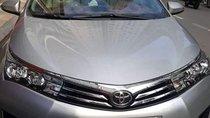 Bán Toyota Corolla altis đời 2016, màu bạc