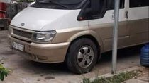 Bán Ford Transit năm sản xuất 2003, hai màu, nhập khẩu