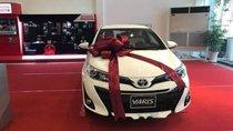 Bán Toyota Yaris sản xuất 2019, màu trắng, nhập khẩu