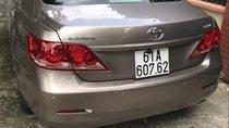 Bán Toyota Camry 2.4G đời 2007, màu đồng