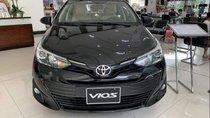 Bán Toyota Vios E MT đời 2019, màu đen, ưu đãi hấp dẫn