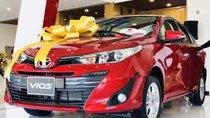 Bán Toyota Vios sản xuất năm 2019, màu đỏ