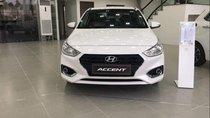 Bán Hyundai Accent 1.4 MT đời 2019, màu trắng, giá tốt