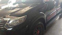 Bán Toyota Fortuner năm sản xuất 2016, màu đen, 795 triệu