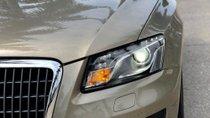 Bán xe Audi Q5 2.0 Quatro 2010, màu vàng cát