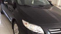 Bán xe Toyota Corolla altis năm 2010, màu đen, nhập khẩu