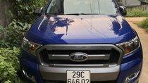 Bán gấp Ford Ranger 2016, màu xanh lam, nhập khẩu