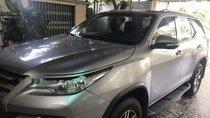 Bán Toyota Fortuner 2017, màu bạc, nhập khẩu nguyên chiếc số sàn, giá chỉ 930 triệu