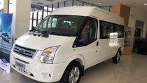 Bán Ford Transit 2019, màu trắng, giá chỉ 760 triệu