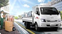 Bán xe Teraco 190 thùng khung mui, động cơ Hyundai mới 100% nhập khẩu