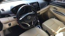 Bán Toyota Vios G 1.5AT màu bạc số tự động sản xuất 2018 đi 39000km xe đẹp