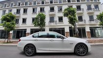 Bán BMW 5 Series 520i năm sản xuất 2016, màu trắng, xe nhập