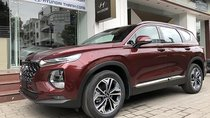 Bán Hyundai Santa Fe Premium 2.4L HTRAC đời 2019
