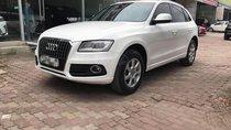 Bán xe Audi Q5 sản xuất 2013, màu trắng, xe đẹp bao test hãng