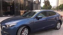 Cần bán gấp Mazda 3 2018, màu xanh lam chính chủ