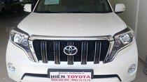 Bán Toyota Land Cruiser TX. L đời 2017, màu trắng, nhập khẩu nguyên chiếc