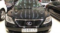 Cần bán xe Lexus LS 460 sản xuất năm 2008, màu đen, xe nhập
