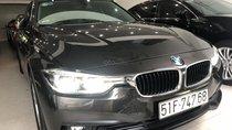 Bán BMW 320i sản xuất 2016 nâu nội thất kem, xe đẹp đi đúng 12.000km cam kết xe không lỗi bao kiểm tra hãng