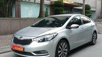Ô Tô Thủ Đô bán xe Kia K3 1.6 MT 2015 màu bạc, giá 429 triệu