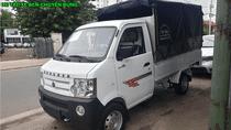 Xe tải Dongben 810kg thùng dài 2m4 vách Inox