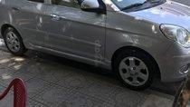 Cần bán Kia Morning EX sản xuất 2009, màu bạc, nhập khẩu giá cạnh tranh