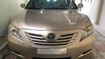 Cần bán xe Toyota Camry 2007 nhập khẩu Mỹ, máy 3.5, màu kem, đi được 90.000km