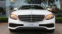 Thông số kỹ thuật xe Mercedes E200 2019