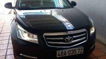 Bán xe Daewoo Lacetti CDX đời 2009, màu đen, xe nhập