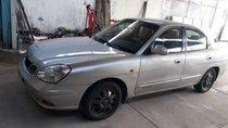 Bán gấp Daewoo Nubira sản xuất năm 2002, màu bạc, xe nhập