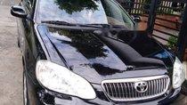 Bán Toyota Corolla altis năm 2008, màu đen như mới, giá chỉ 390 triệu