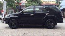Bán Toyota Fortuner G đời 2015, màu đen, số sàn giá cạnh tranh
