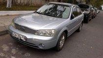 Cần bán gấp Ford Laser sản xuất năm 2005, màu bạc, xe nhập