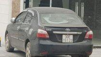 Bán Toyota Vios đời 2009, màu đen, nhập khẩu
