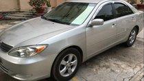 Bán lại xe Toyota Camry đời 2003, màu bạc, nhập khẩu