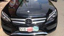 Cần bán gấp Mercedes C300AMG sản xuất 2015, màu đen
