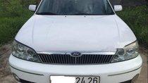 Bán xe Ford Laser Ghia 1.8 năm 2002, màu trắng, 168 triệu