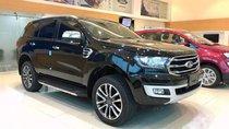 Bán Ford Everest sản xuất 2019, màu đen, xe nhập