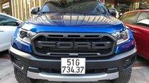 Ford Ranger Raptor đã qua sử dụng ODO 8.000 km vẫn đòi giá ngang xe mới