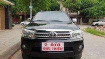 Cần bán xe Toyota Fortuner 4x4AT 2010, màu đen, giá 525tr, LH 0912252526